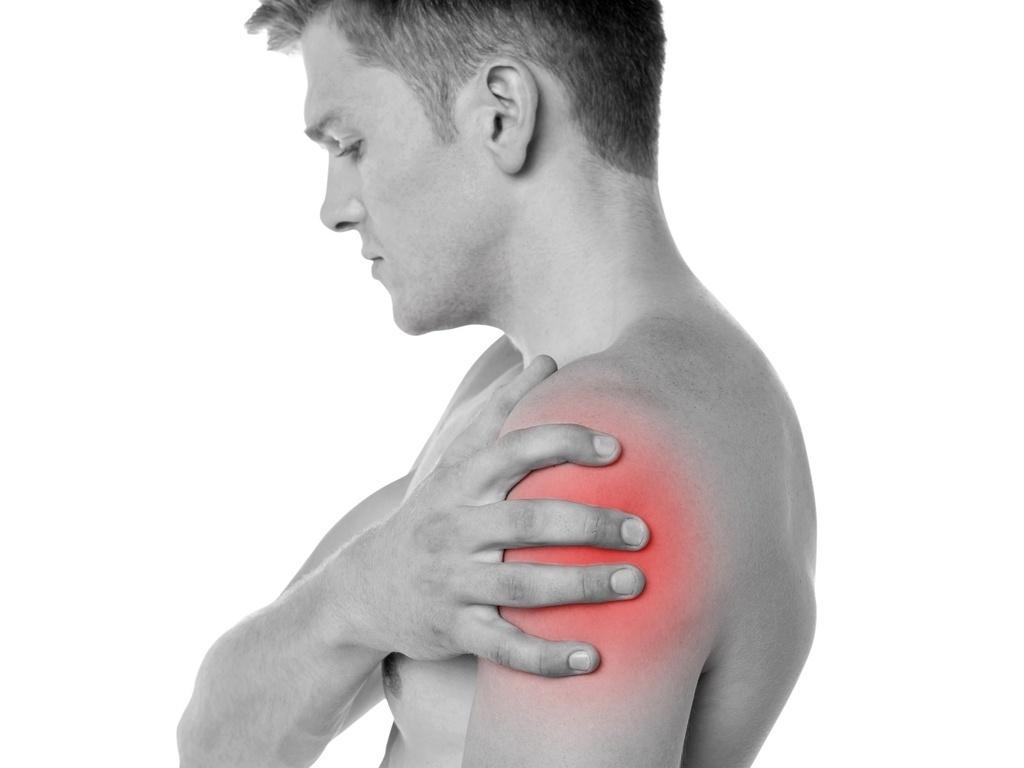 Schulterprobleme loswerden